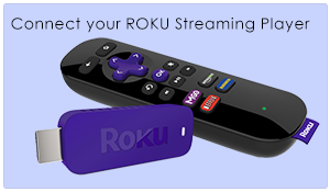 Click Here To Stream On your Roku Box